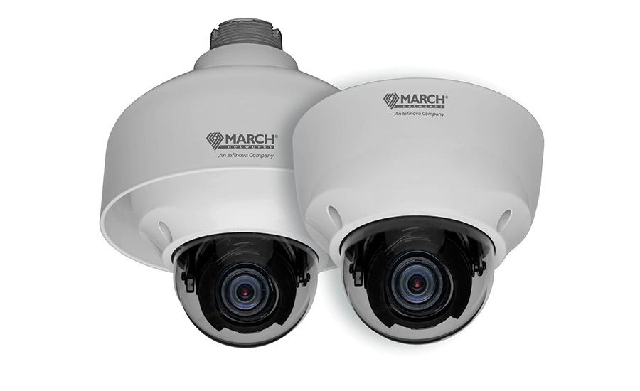 Video Over Coax Surveillance Camera