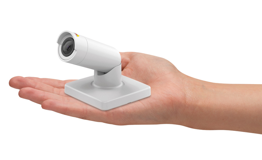 AXIS P1254 Network Camera from Axis Communications