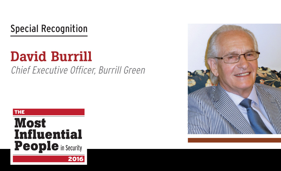 David Burrill, Chief Executive Officer, Burrill Green