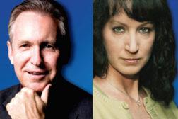 Karen Kotwica and Bob Hayes