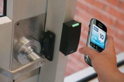 Smartphone access control