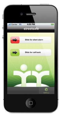 smartphone security app