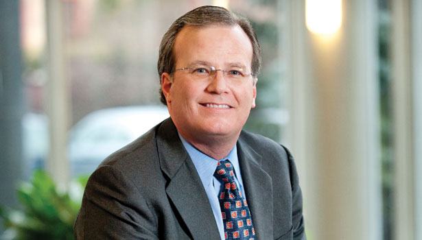 John McClurg, Dell's CSO, is a member of the company's Chief Financial officer's Leadership team