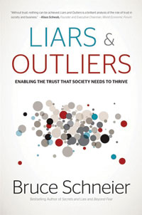 Liars and Outliers Book