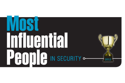 The Most Influential People in Security 2012   2012-08-01   Security