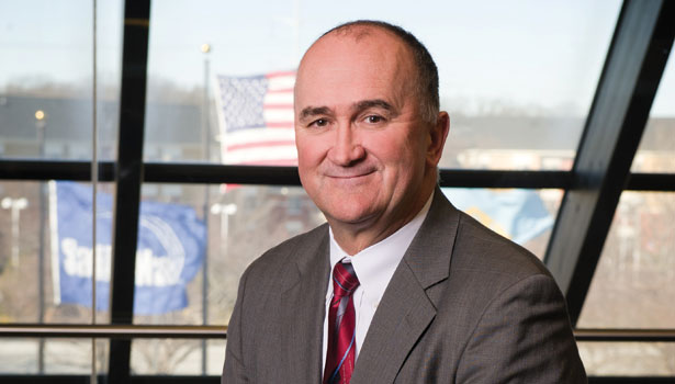 Kevin Smith, vice president of Asset Protection for Sallie Mae
