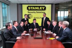Stanley/Niscayah leadership team