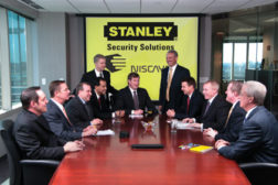 Stanley/Niscayah leadership team