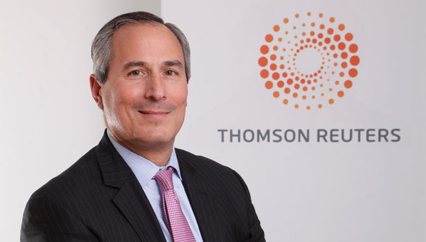Ed Levy, CSO at Thomson Reuters