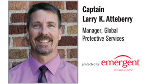 Captain  Larry K. Atteberry