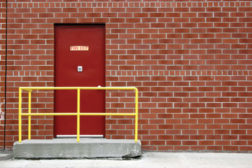fire door