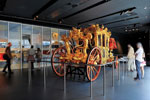 The Lord Mayor's coach in London's Museum's City Gallery