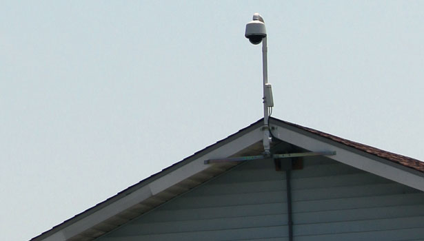 Crisfield Housing Authority's mesh network-enabled surveillance cameras