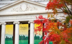 University of Vermont uses video management system for fully integrated situational awareness