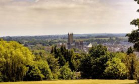 Canterbury Cathedral security system case study