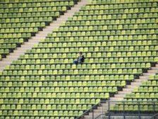 Virginia Tech stadium security