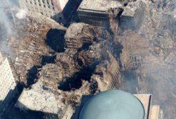 Ground Zero 9/11 terrorist attacks 20th anniversary