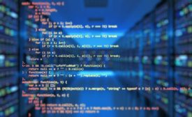 Code over servers