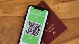 Digital COVID passport