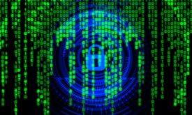 Lock under falling binary code