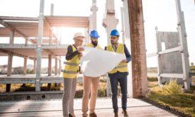Construction security workers plan development