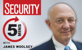 James Woolsey talks to Security magazine about election security and electromagnetic pulses
