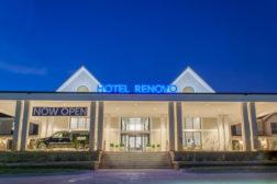 Boon Edam Heart of America Hotel Renovo