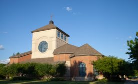 Church goes cloud access control