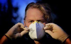 Face mask pandemic