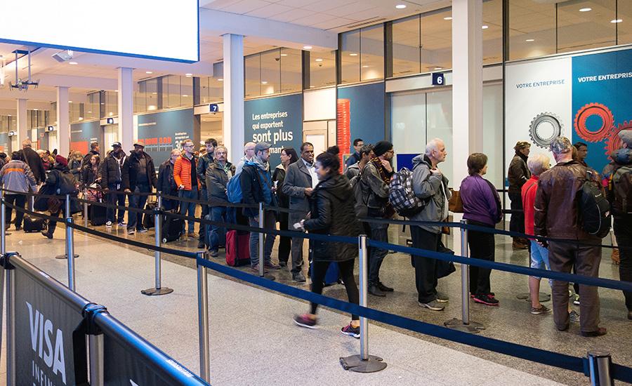 Αποτέλεσμα εικόνας για Study reveals what air travelers will tolerate for non-discriminatory security screening