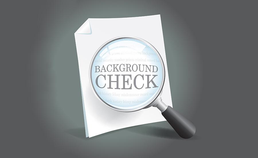 bg check