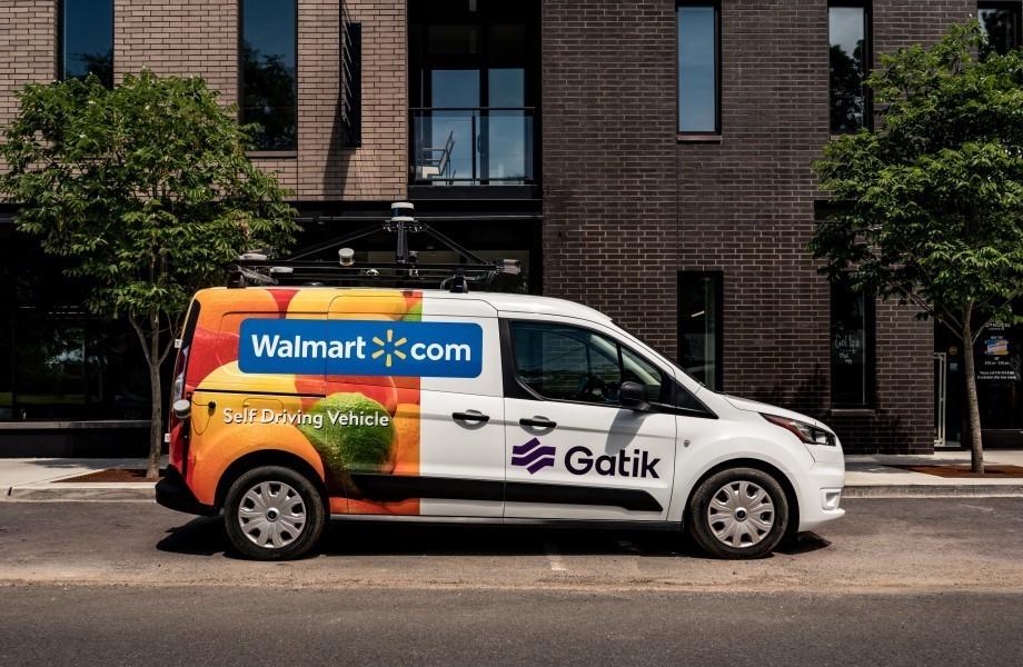 Walmart Begins Pilot With Autonomous Vehicle Company Gatik 2019 07