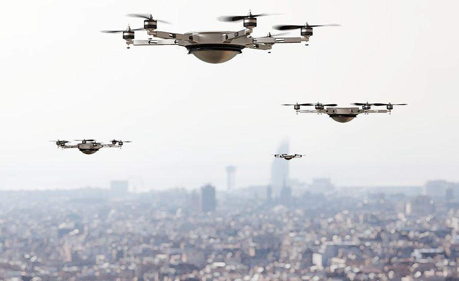 What To Do About Drones Detect Identify Respond 2016