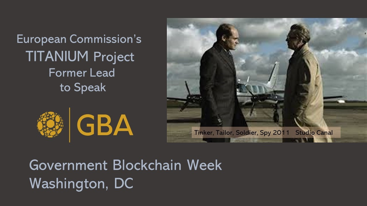 gov blockchain week