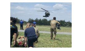 Beebe healthcare hosts emergency preparedness drills