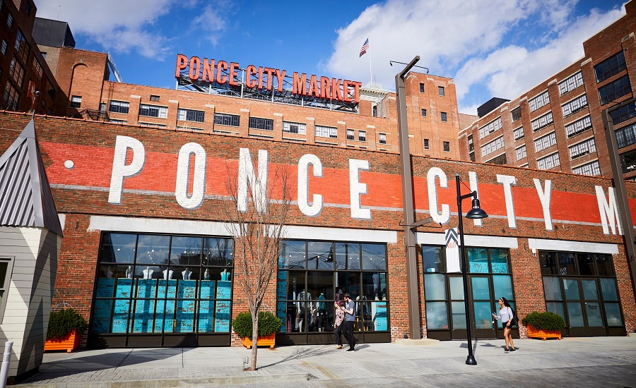 Ponce City Market Deters Incidents With Film System 2018