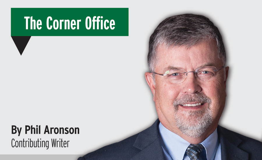 The Corner Office - Phil Aronson- SEC