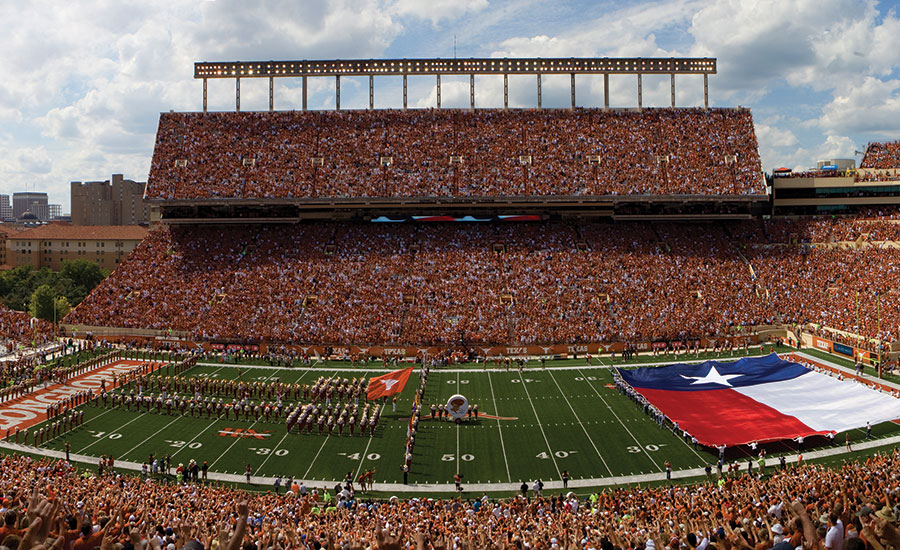 Darrell K Royal (DKR)-Texas Memorial Stadium