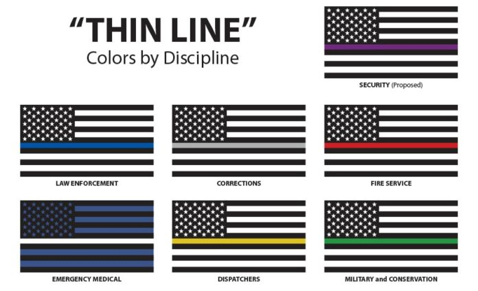 Image result for thinline colors