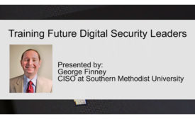 Training Future Digital Security Leaders