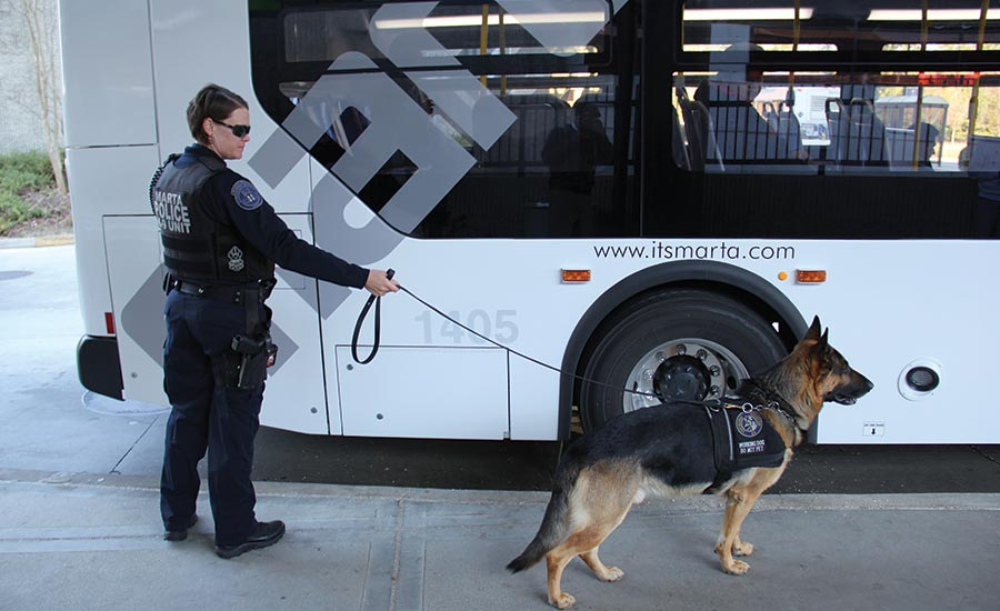 Stepping Up Security for Transit Riders   2019-07-10   Security Magazine