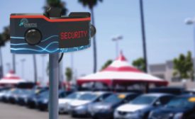 Midway Car Rental installs robotics for tighter security to protect property, assets and people