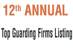 12th annual top guarding firms listing