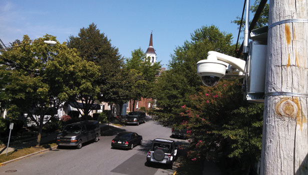 Video Surveillance in Dover