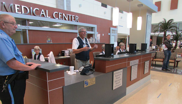 Facilitating Better Healing With Visitor Friendly Security