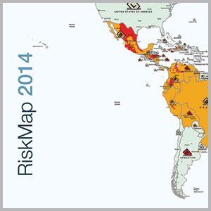 Risk map 2014
