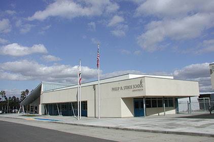 Using bond money sold to local community members, schools in the Alvord Unified School District in California have been upgraded to electronic access control