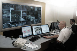IBM is using a PSIM to create a centralized command and control center