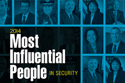 Most Influential People in Security 2014