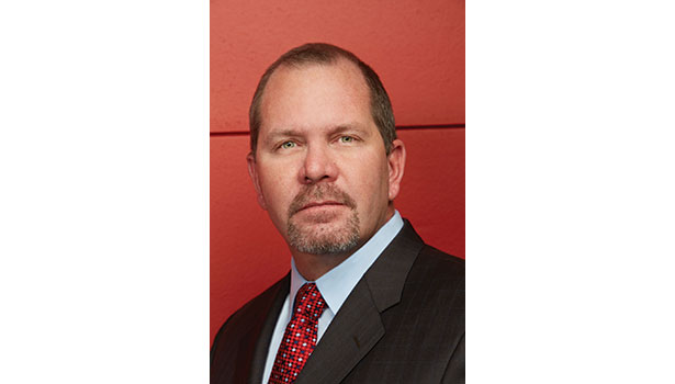 Chris BenVau is Senior Vice President of Enterprise Solutions for Protection 1. Photo courtesy of Protection 1